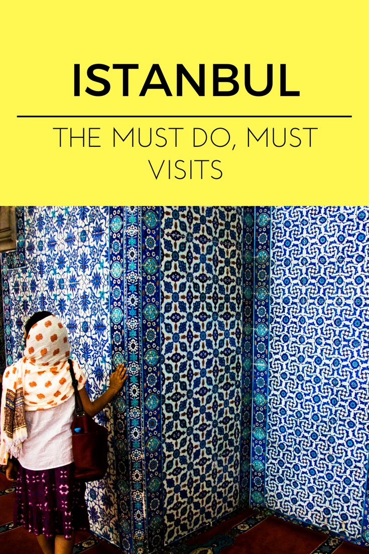 Istanbul, the capital of Turkey is a unique city like no other. This travel guide is unique too, because it tells you how to skip the long lines at the most popular attractions and makes you save tons of time! Click the pin to find out the secret tip! #Istanbul #Turkey