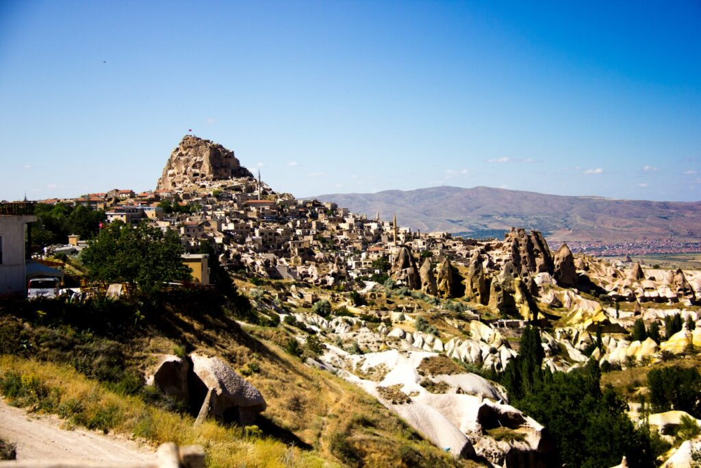 Turkey Travel tips cappadocia Goreme