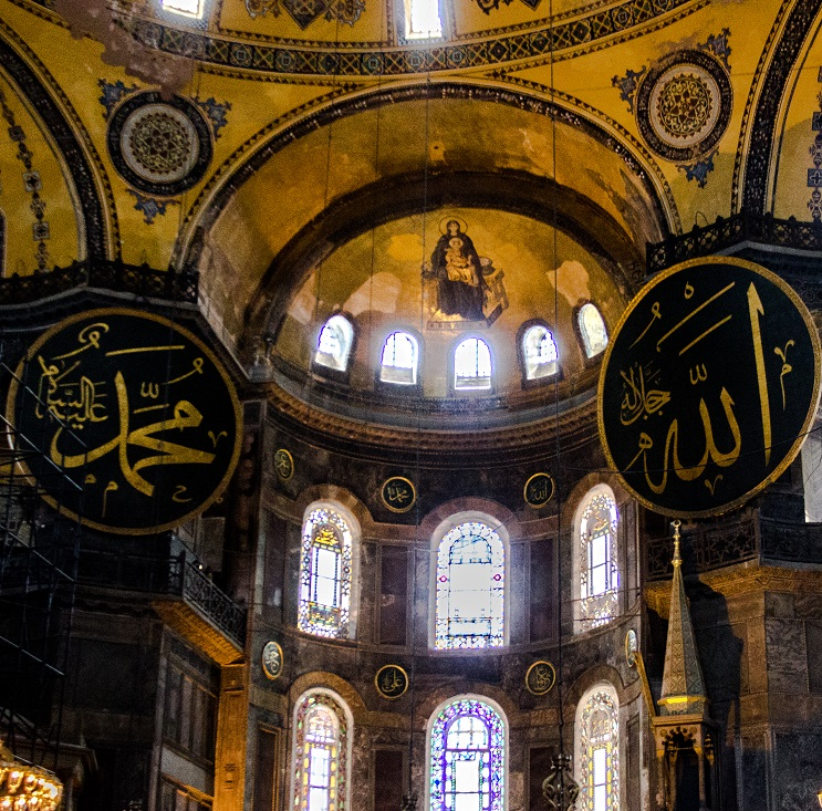 Istanbul Aya sofia turkey travel tips