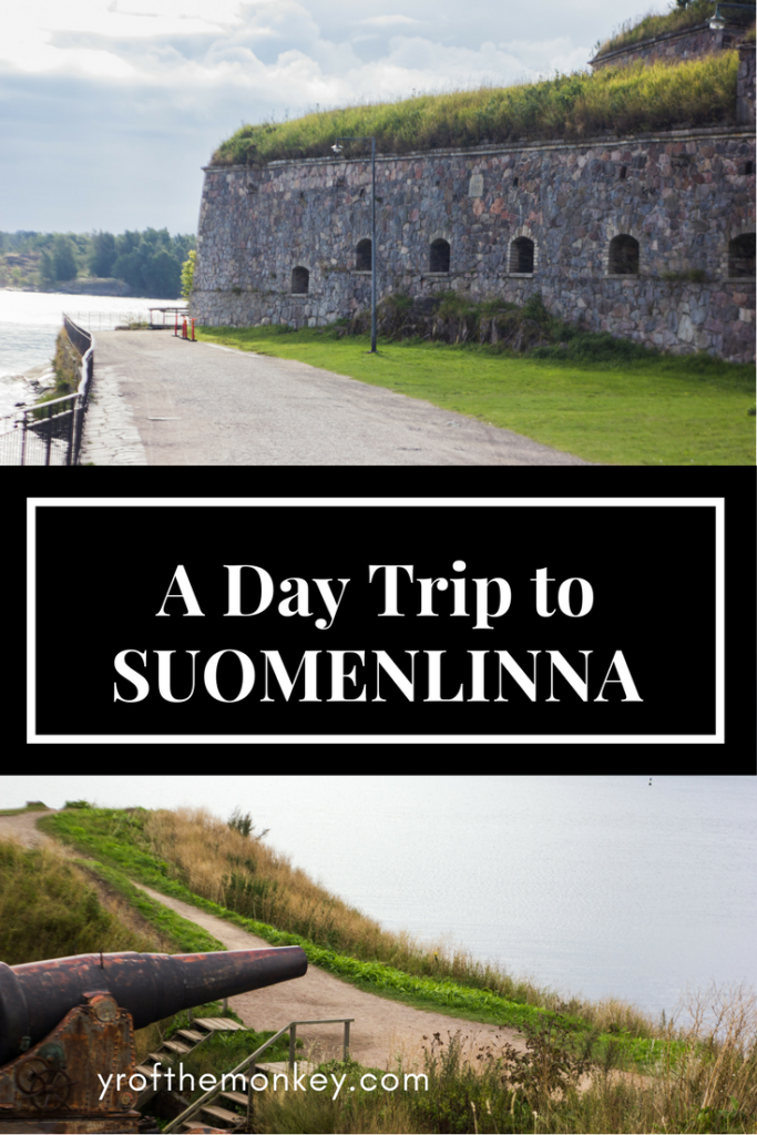 Suomenlinna Finland Europe day trip travel Scandinavia