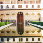 Granada Europe Islam Muslim Garden travel Spain tourism Europe culture History Alhambra Moor Sultan Boabdil