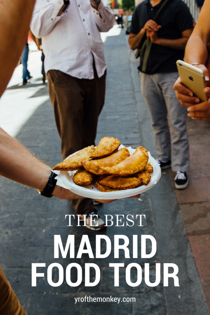 Madrid Food tour Spain Travel