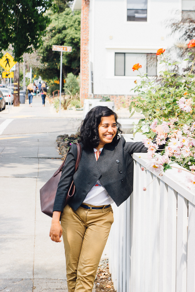 Berkeley fashion style California east bay street style weather San Francisco dress women sartorial apparel