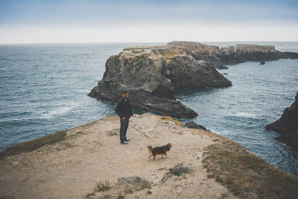 Mendocino is one of the most beautiful winter destinations in California