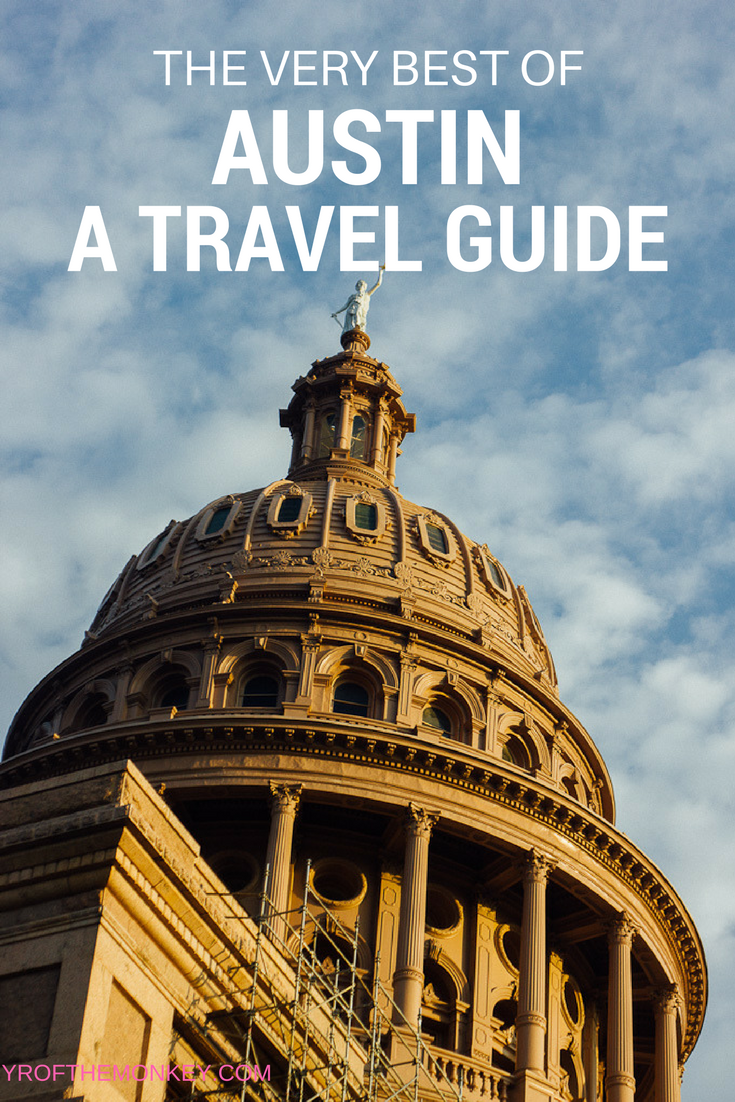 Traveling to Austin, Texas and wondering what to do there for three days? Then read this guide on the best things to do in Austin and pin it to your USA board now! #austin #Texas #USA #NorthAmerica
