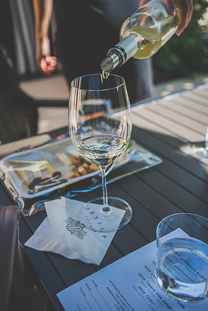 Jessup Cellars is a dog friendly tasting room in Yountville