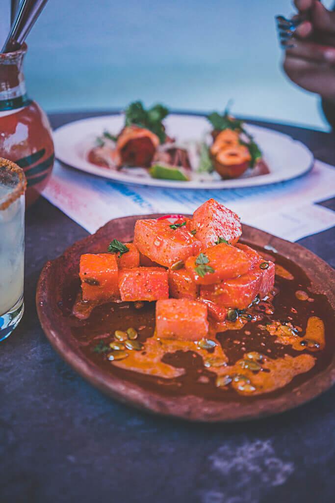 La Calenda, dog friendly Napa restaurant, Yountville dining