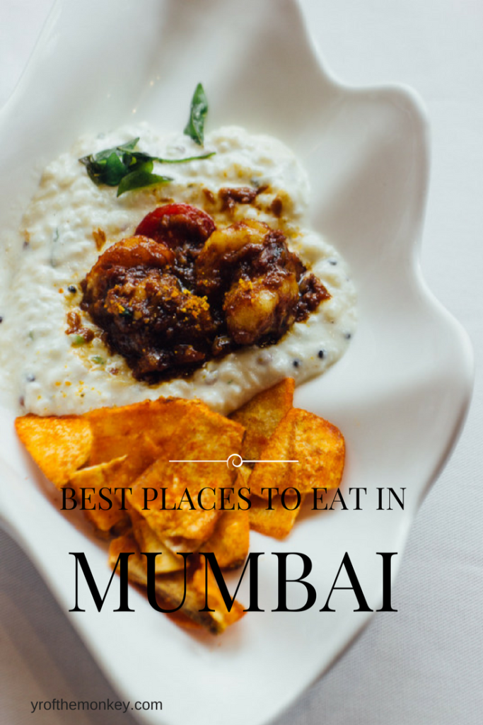 Mumbai restaurants Guide to eating and drinking in Mumbai, India's largest city