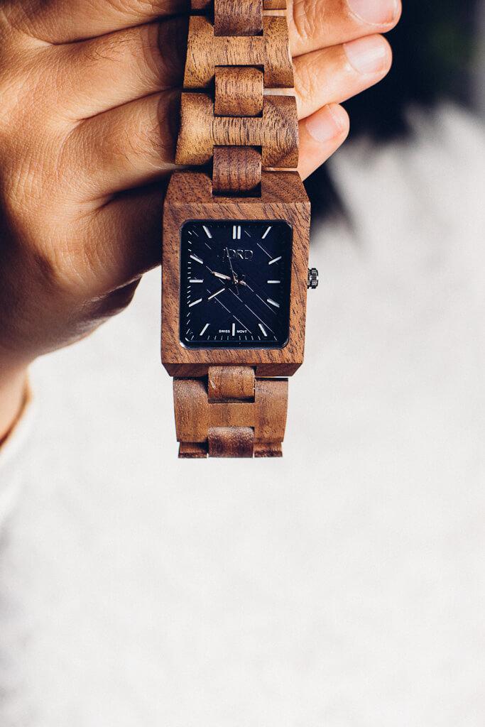 Wood watch JORD wooden watch women fashion style