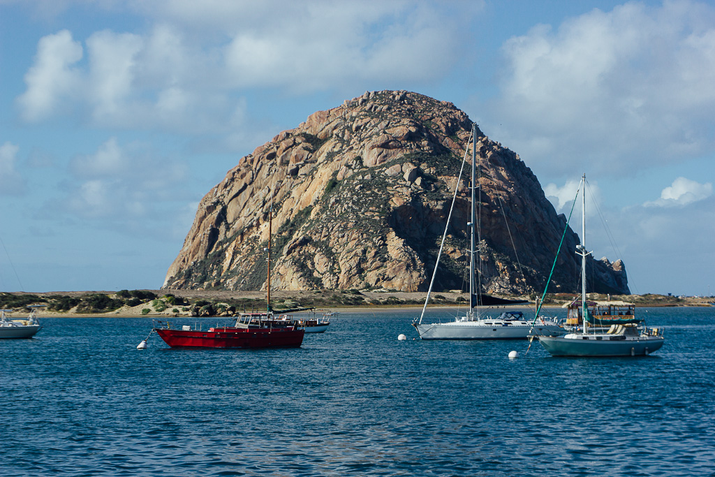 Morro Bay is a great place to visit during winter in California, winter destinations in California, where to go in california in January