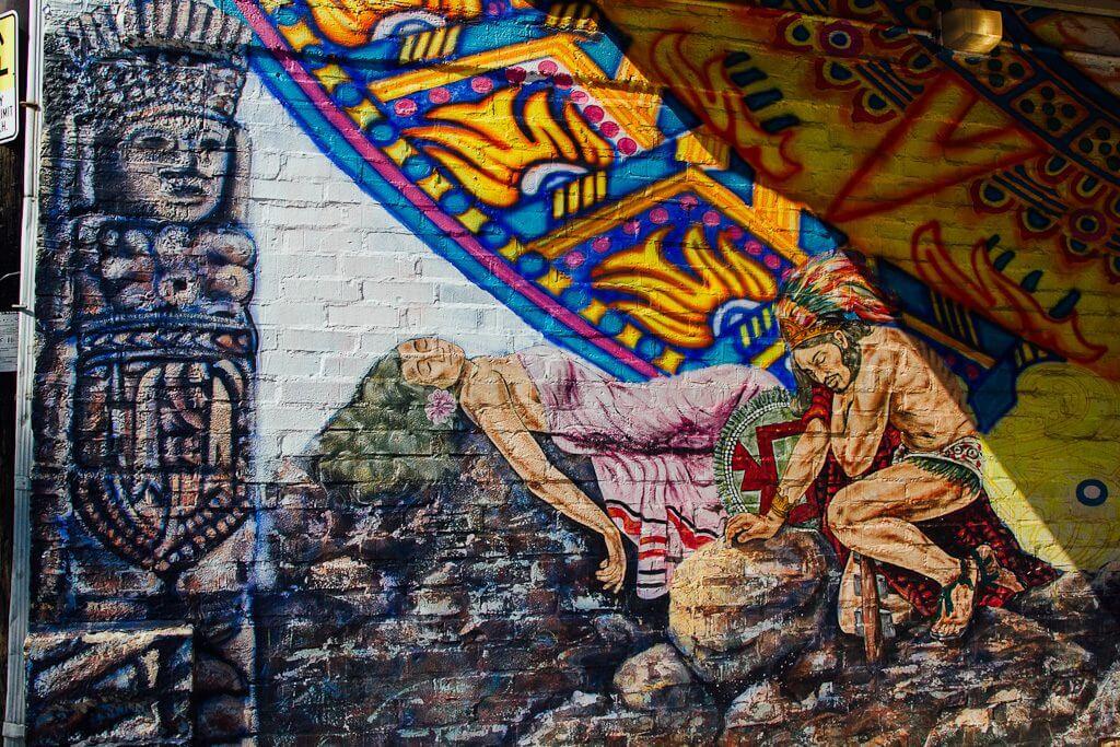 Pilsen Murals in Chicago