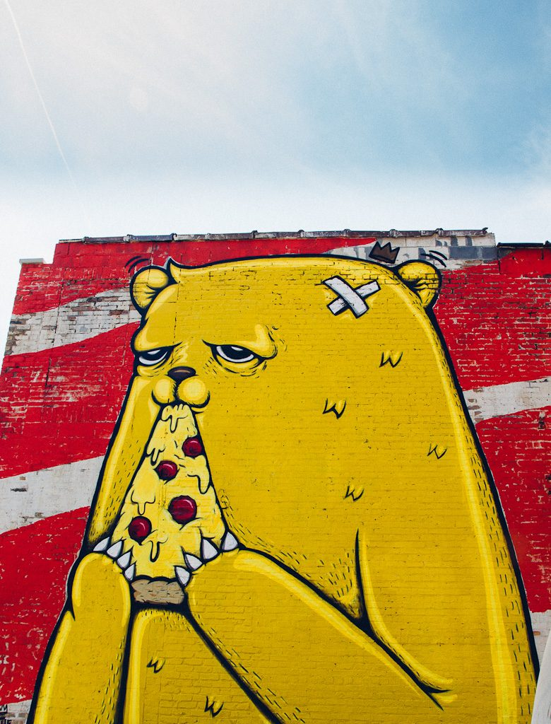 Chicago street art and murals