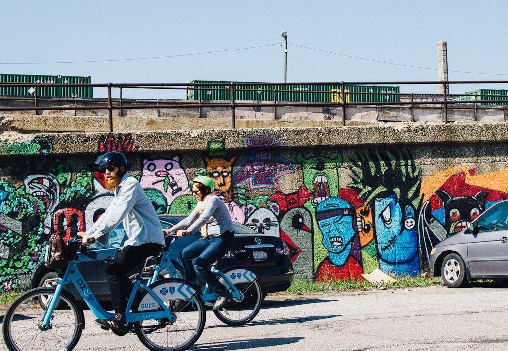 Chicago street art Pilsen murals