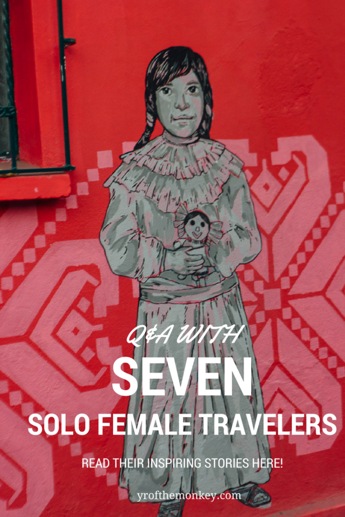 Single women travel is a Q&A with seven fearless solo women travelers who love to explore the world on their own terms and are unstoppable! Read their inspiring answers and exciting travel memoirs for all the travel advice that you need to conquer the world as as single woman! Extremely empowering and a must read, click this pin now!