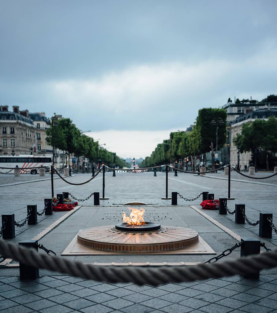 8th arrondissement in Paris-Avenue des Champs-Élysées