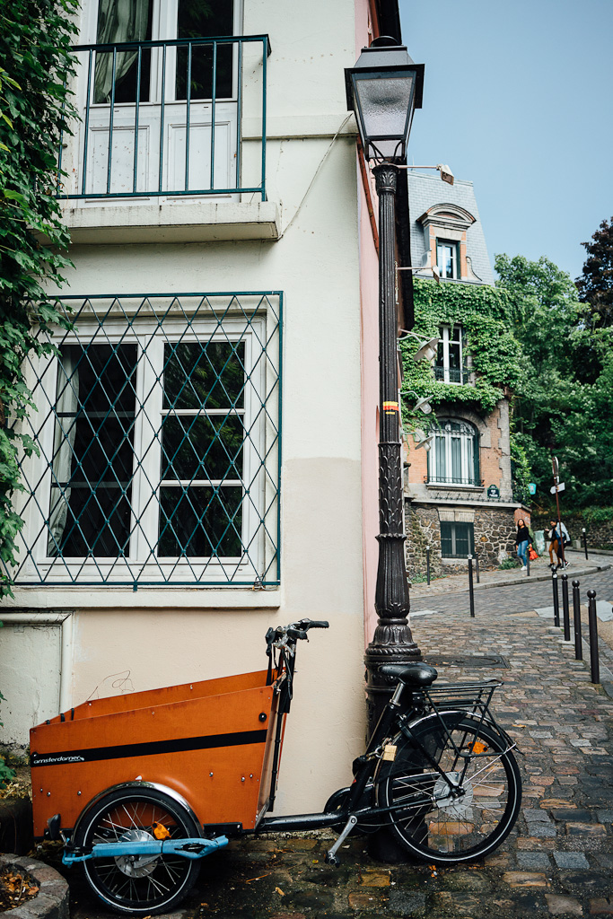 Paris arrondissements guide, Montmartre is the 18th arrondissement and is one of the most beautiful neighborhoods of Paris