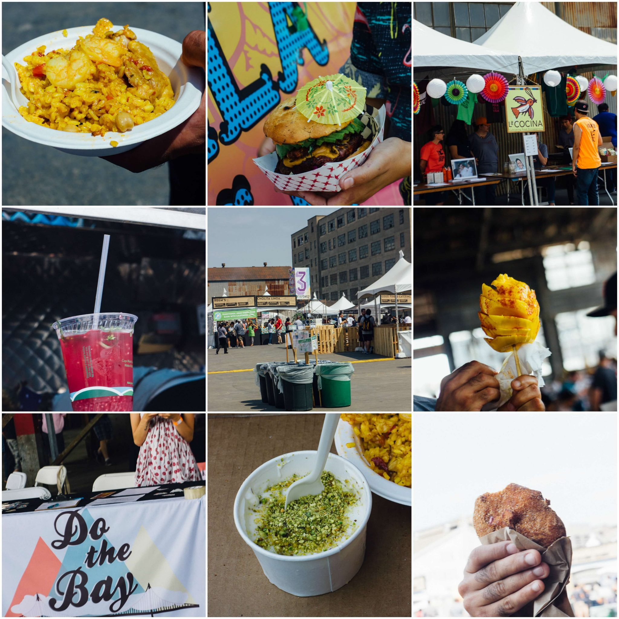 Food festivals in San Francisco are a great foodie experience