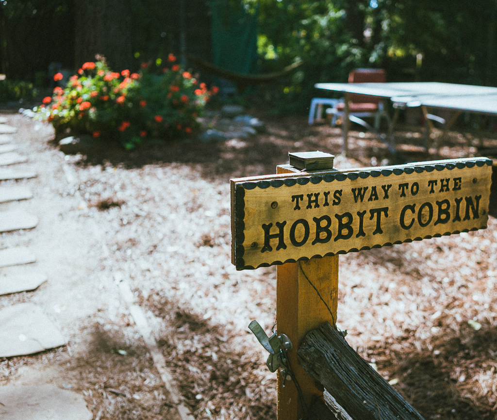 dog friendly glamping, pet friendly glamping in Northern California, Hobbit Cobin