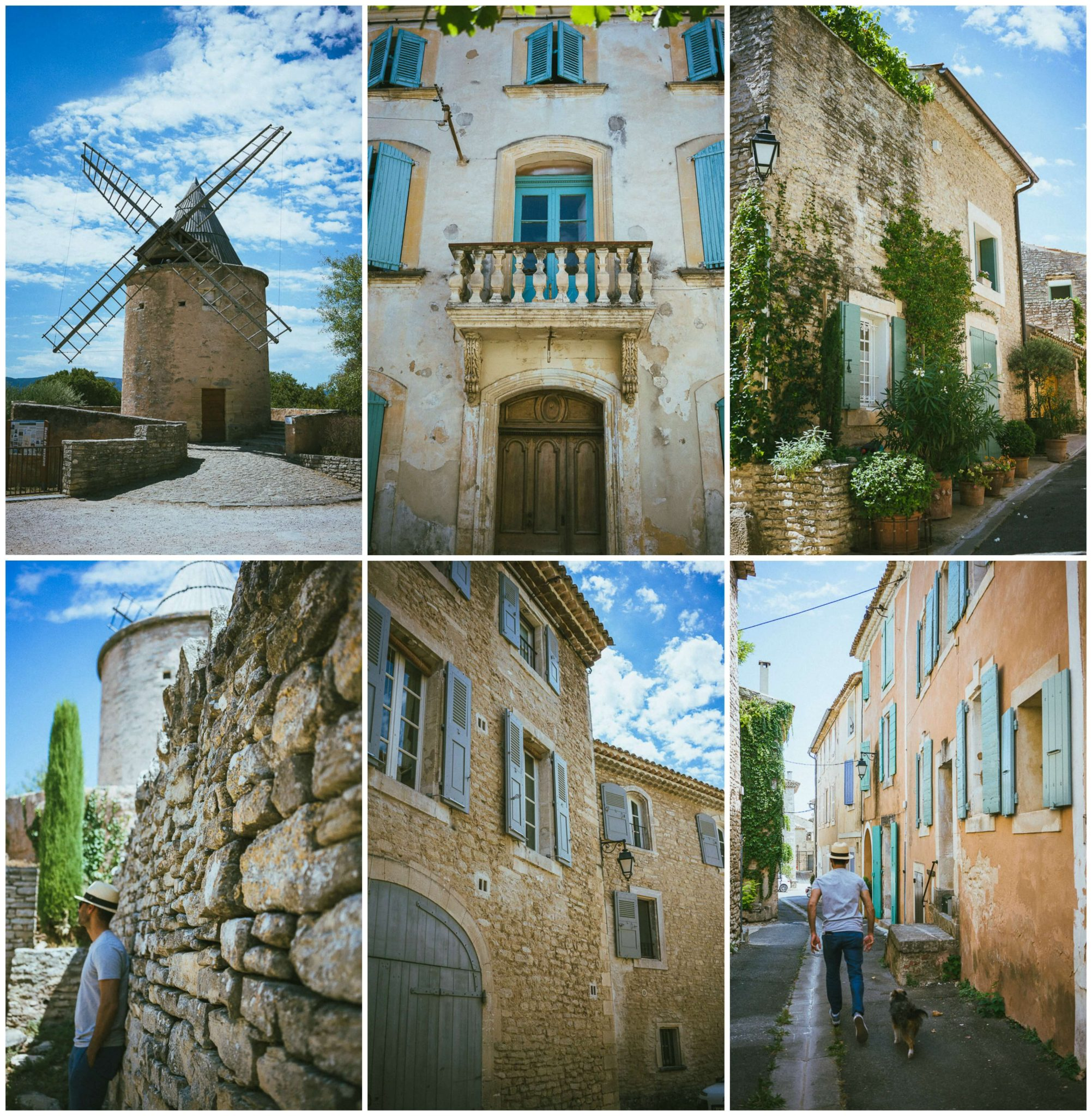 best places to visit in provence, beautiful villages and towns in provence