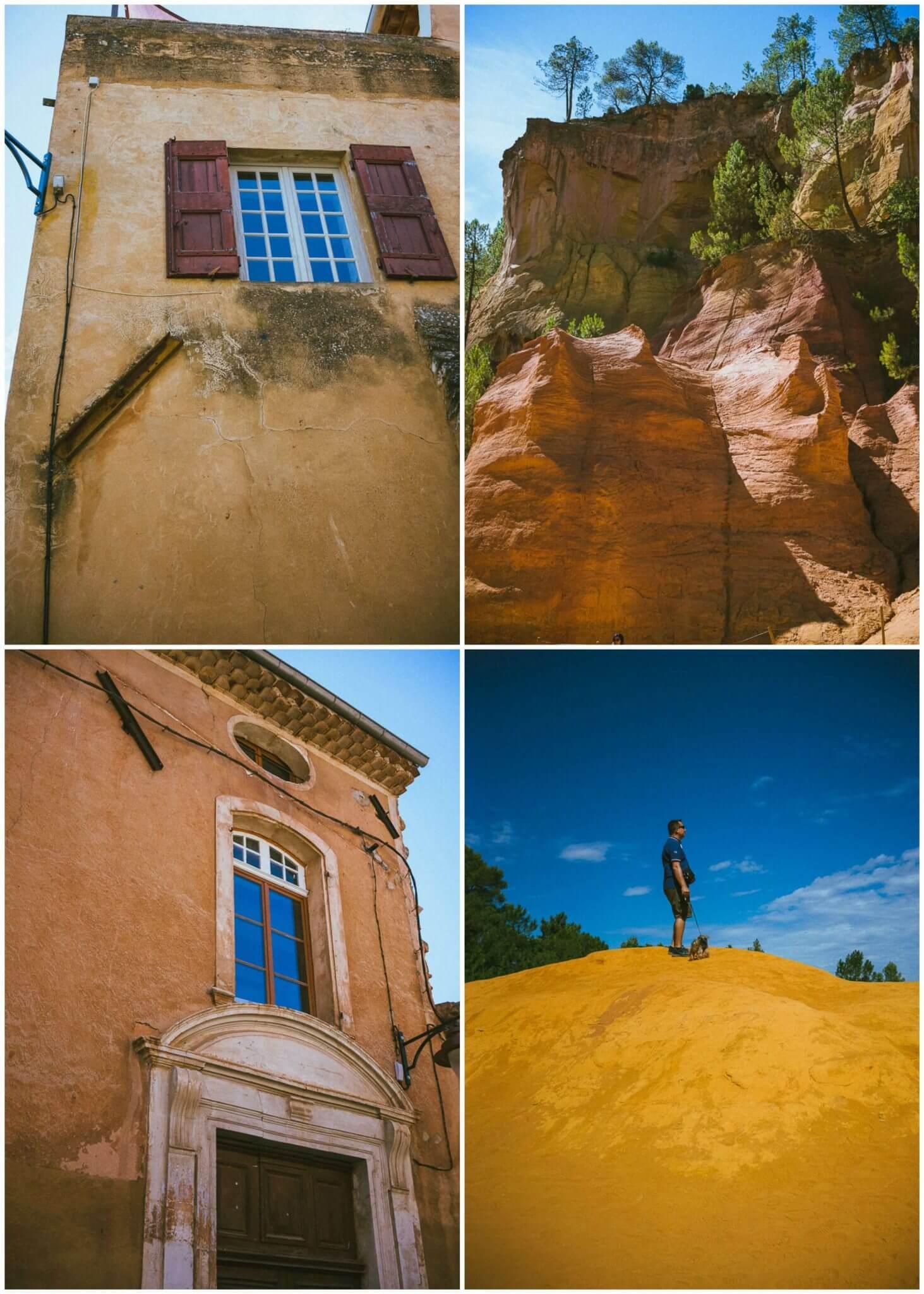Southern france villages