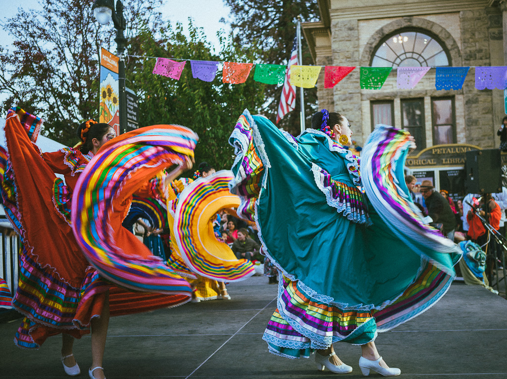 San Francisco street festivals-Cinco de Mayo