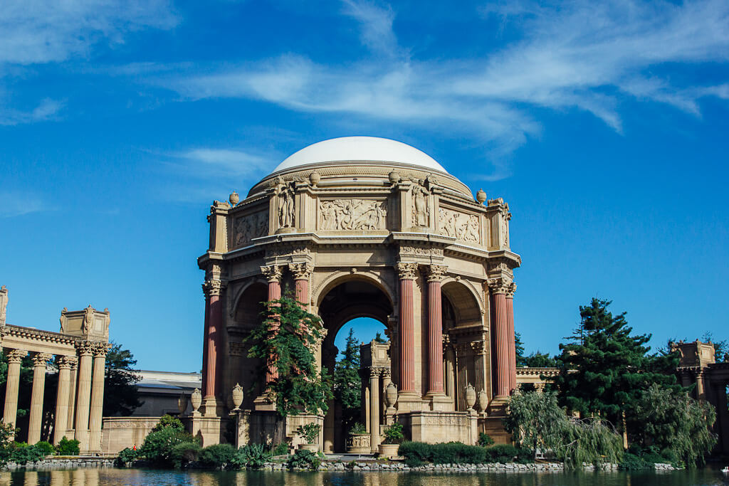 What to see in the best neighborhoods of San Francisco