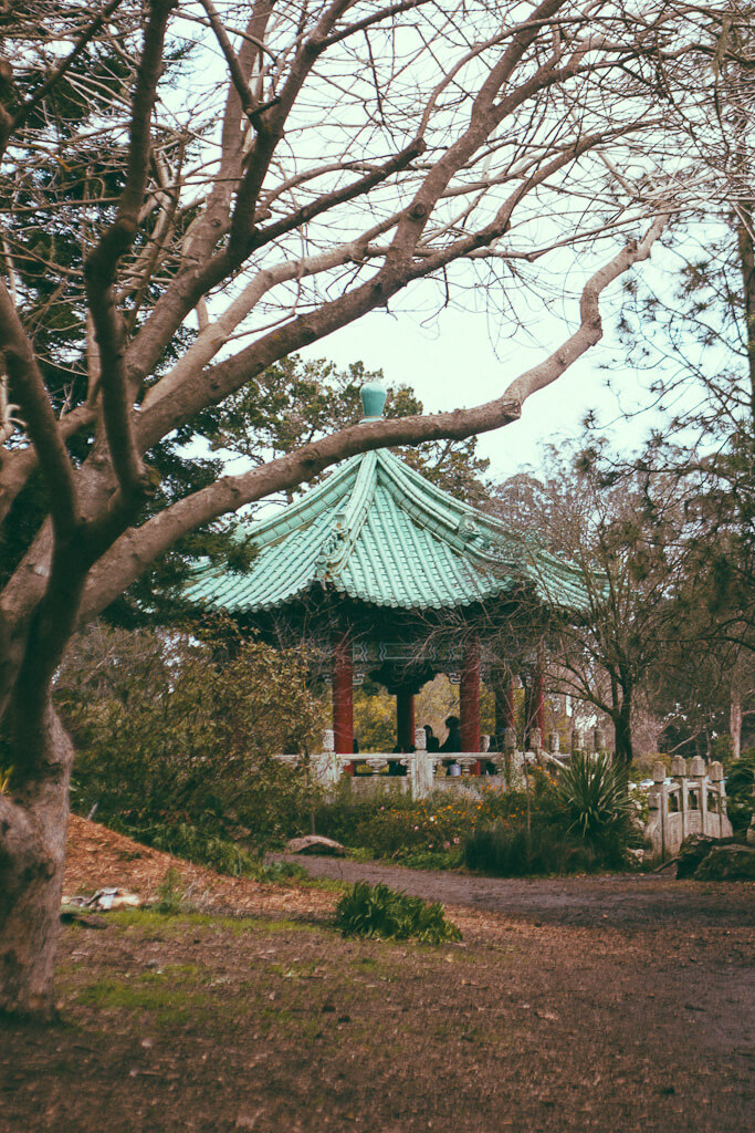 San Francisco hidden spots, chinese Pagoda, offbeat attractions in San Francisco