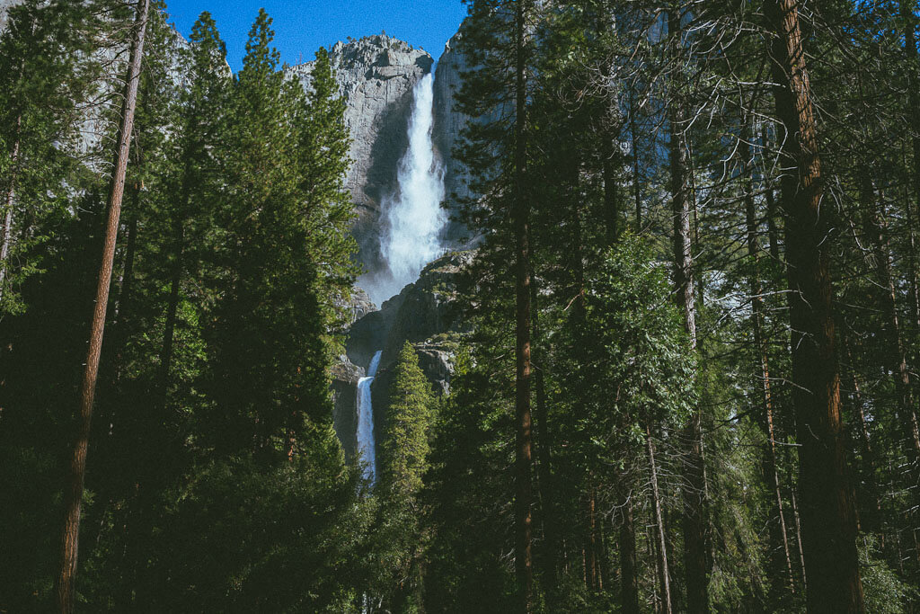 easy Yosemite hikes, easy hikes in yosemite, best day hikes in yosemite valley, best easy day hikes in yosemite national park, yosemite hiking, hiking in yosemite national park, best moderate hikes in yosemite, yosemite waterfalls, yosemite lakes, lower yosemite falls hike
