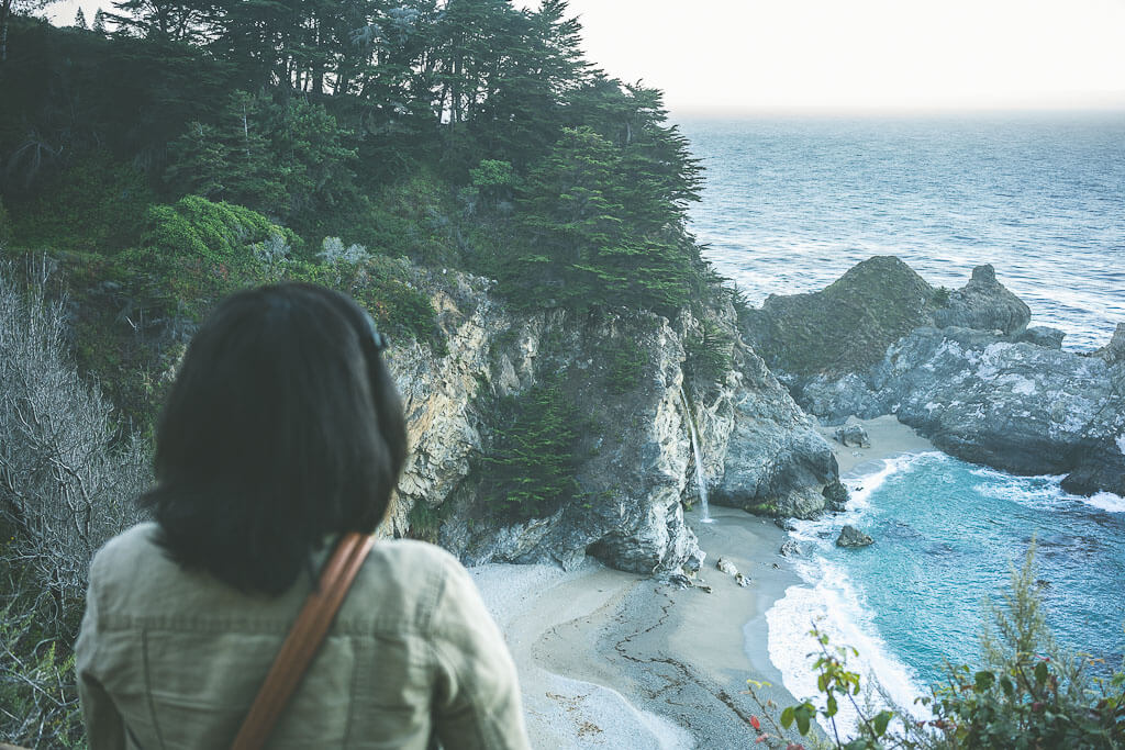 Big Sur Road trip itinerary with the best stops along the Pacific Coast Highway 1