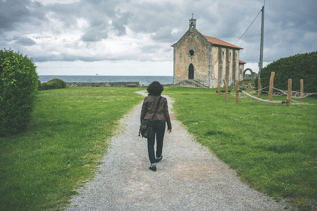 Northern Spain road trip stop: Mundaka