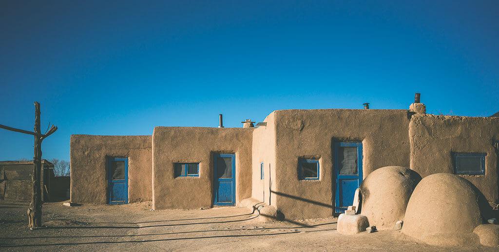 Taos Pueblo, Taos, New Mexico, Santa Fe to Taos, American southwest