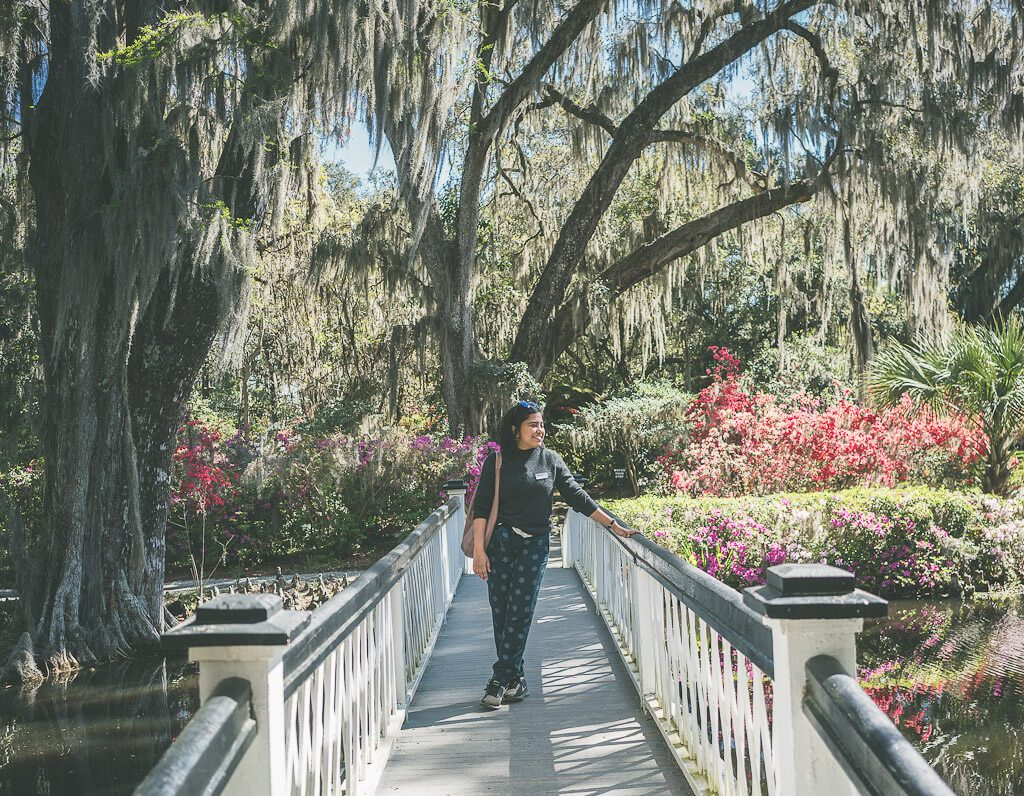 Magnolia plantations and Garden, 3 days in Charleston
