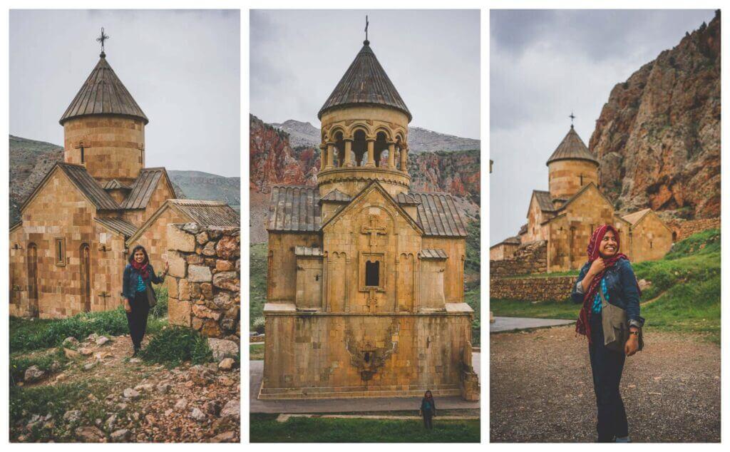 Noravank Monastery in Armenia, monasteries of Armenia