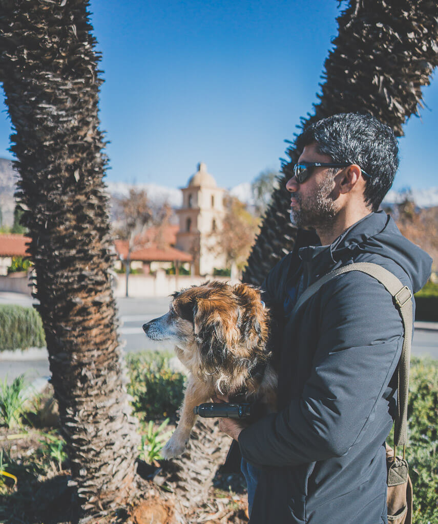 dog friendly guide to Ojai, things to do in Ojai with your dog
