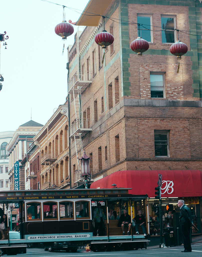 Chinatown is one of the best neighborhoods in San Francisco to visit