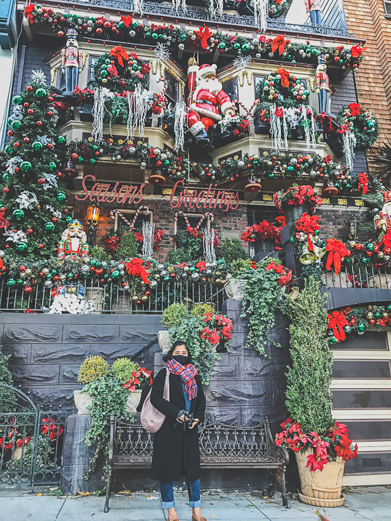 Best San Francisco Christmas lights, holiday decor in San Francisco