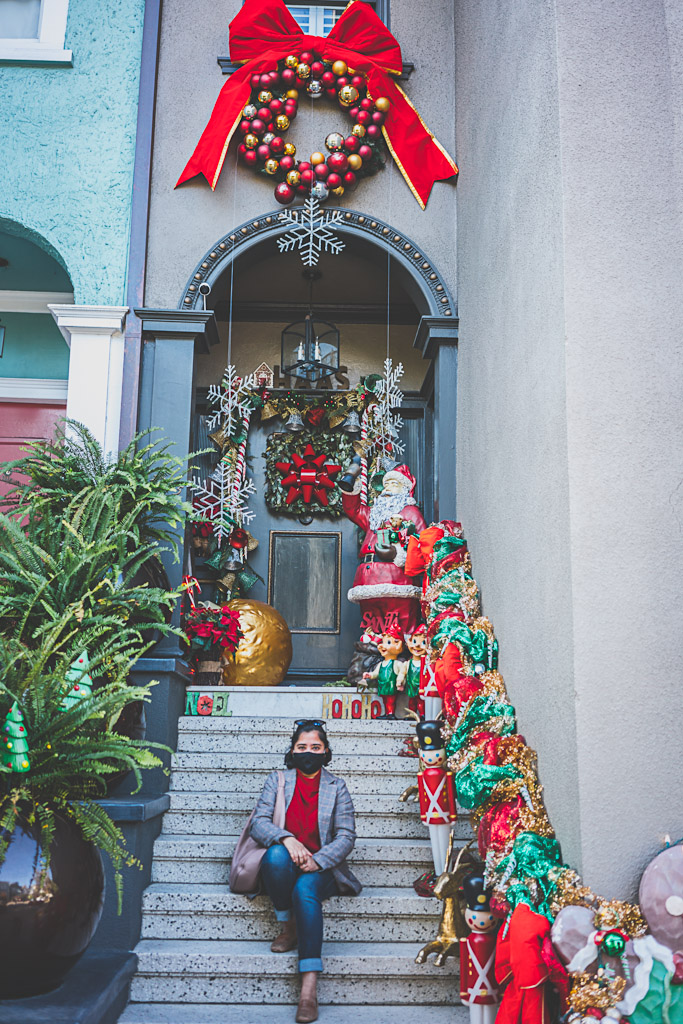 Where to find the best Christmas lights in San Francisco