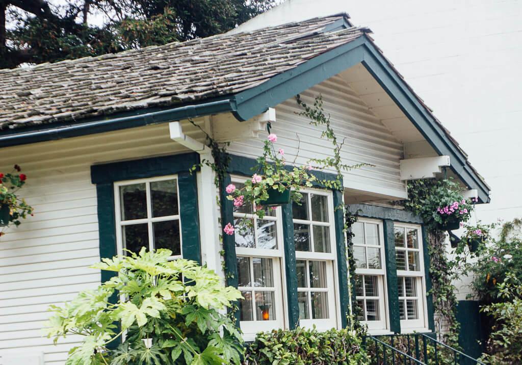 Briarwood Inn is a dog friendly B&B at Carmel by the Sea, California