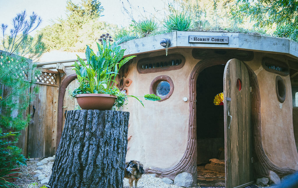 Dog friendly Hobbit Cobbin in Petaluma, Sonoma