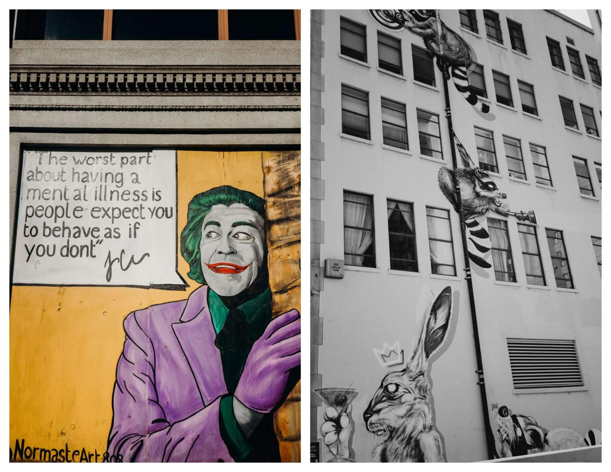 Brett Crawford Mural in downtown Sacramento