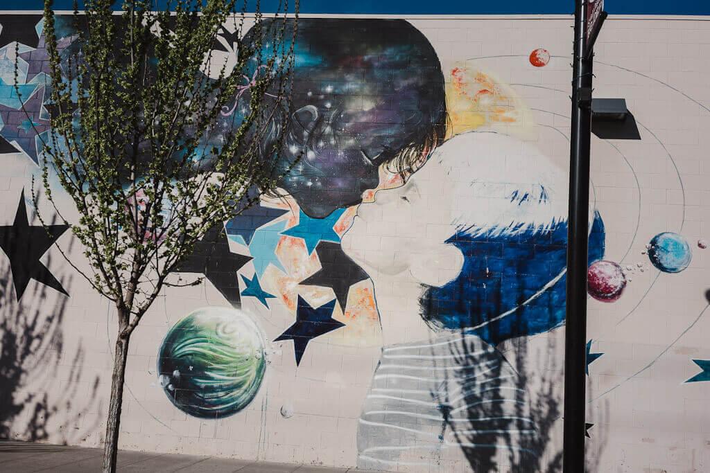 Lola Zombie Sacramento Street Art