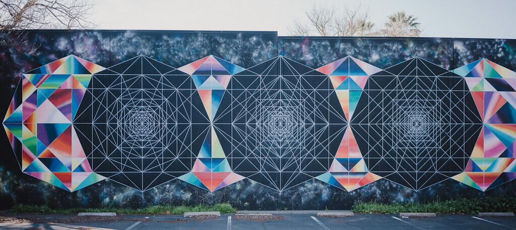 Beatnik studios Mural in Sacramento
