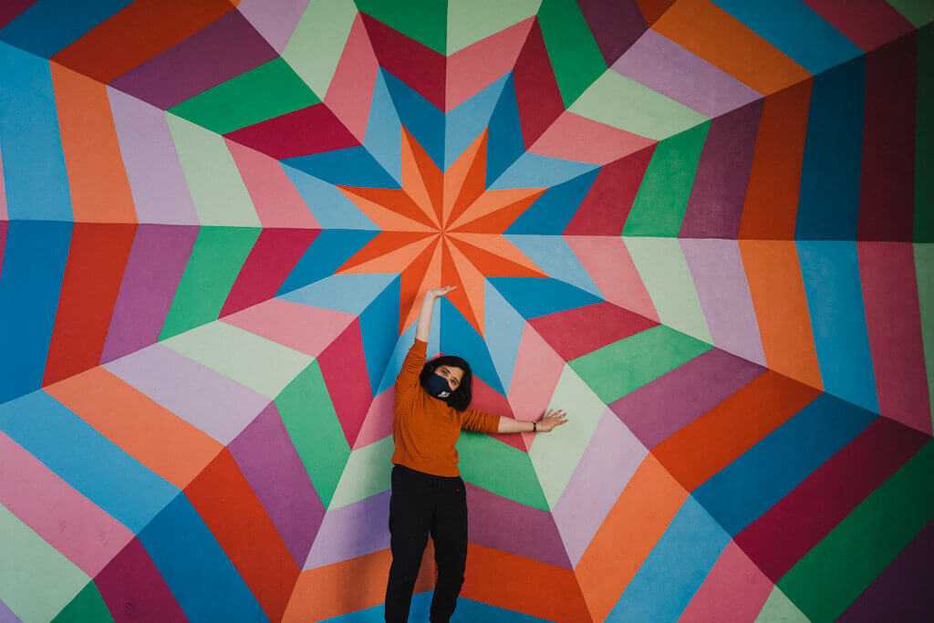 Find the best Sacramento murals in this self guided tour of Sacramento street art
