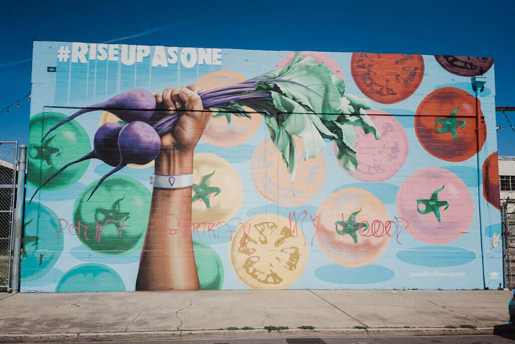 Anthony Padilla Kinetik Ideas Mural