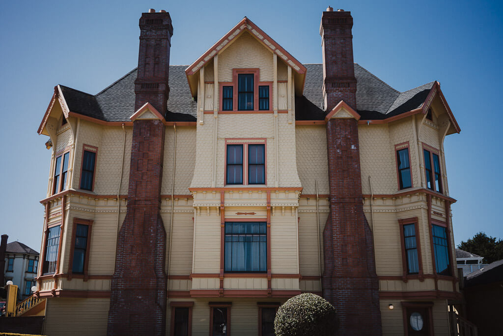 Victorian architecture in Eureka, California