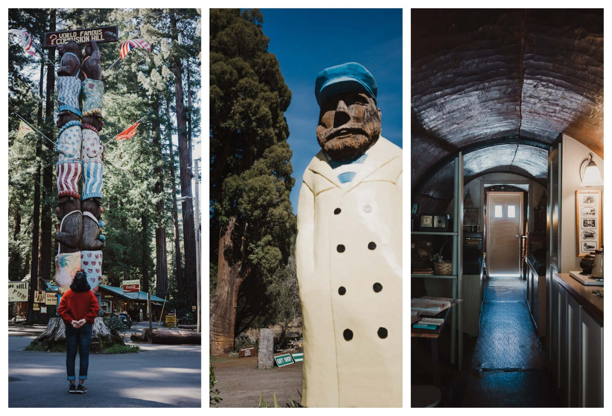 Best stops along the Redwood highway