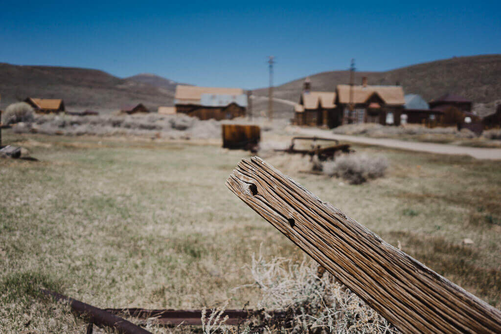 A guide to Bodie, California's gold rush town