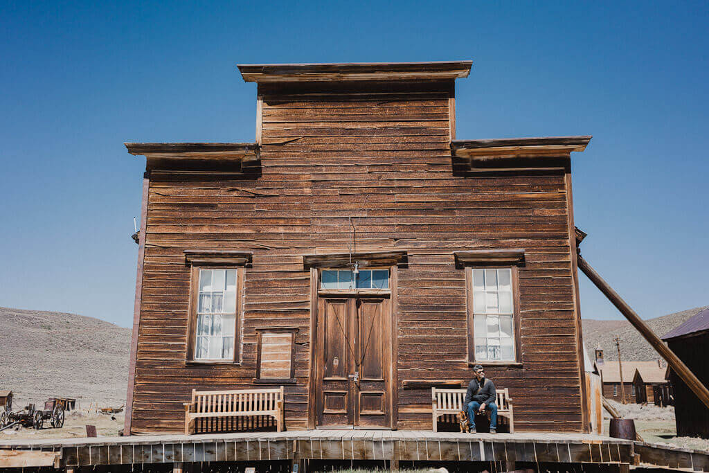 Bodie Ghost Town: A guide to visiting this California State Park in the Sierra Nevadas