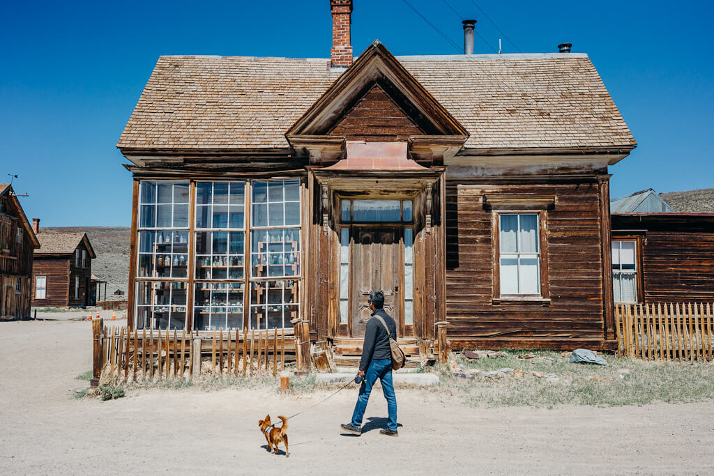 what to see in Bodie