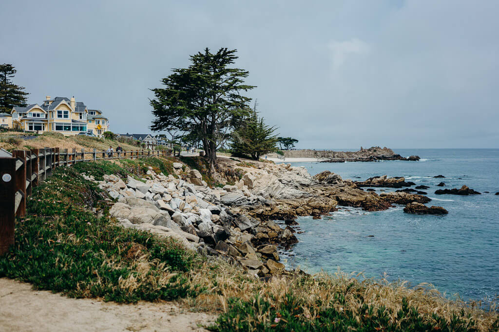 Things to do in Pacific Grove California